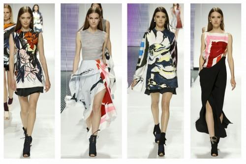 Модельєри популярного Будинку Dolce   Gabbana представили моделі суконь c3659f0ff08bc
