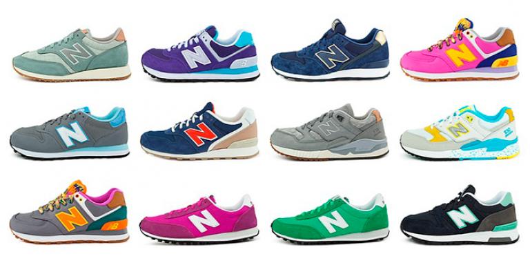 Американський бренд New Balance з 40-х років стала популярною серед  чоловіків і жінок за рахунок випуску красивих і зручних кросівок. ebdbf0bccf029