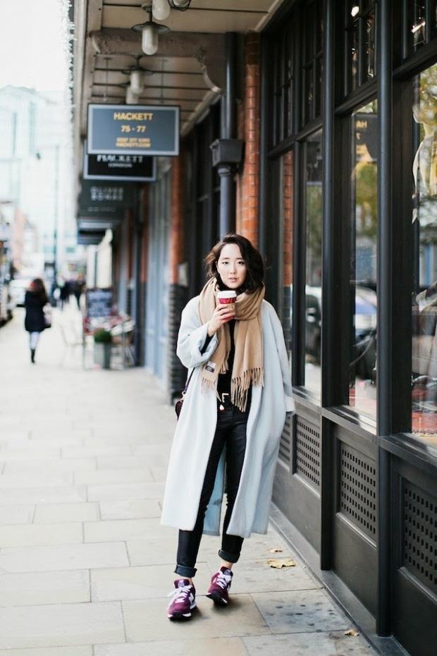 стильні жіночі кросівки і кеди можна цілком вдало поєднувати з одягом 66d63120bfaa5