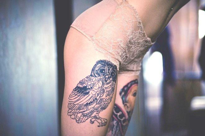 Mały Ornament Tatuaż Na Nodze Kobiet Tatuaże Dla