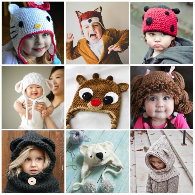 Особливості вибору дитячих шапок 933bc42b77dbc