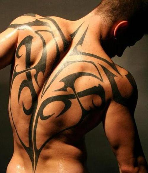 Oglądaj Męskie Tatuaże Na Plecach Kobiece I Męskie Tatuaże