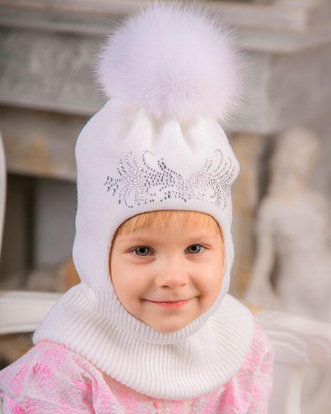 Під час морозів до - 10 дітям можна надягати хутряну або вовняну на флісі  зимову шапку. Новонародженим крім шапки вже надягають капюшон комбінезона. 76619198ee5b1