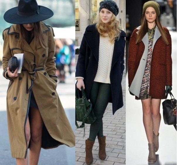 какой головной убор носить с пальто осенью головной убор под пальто