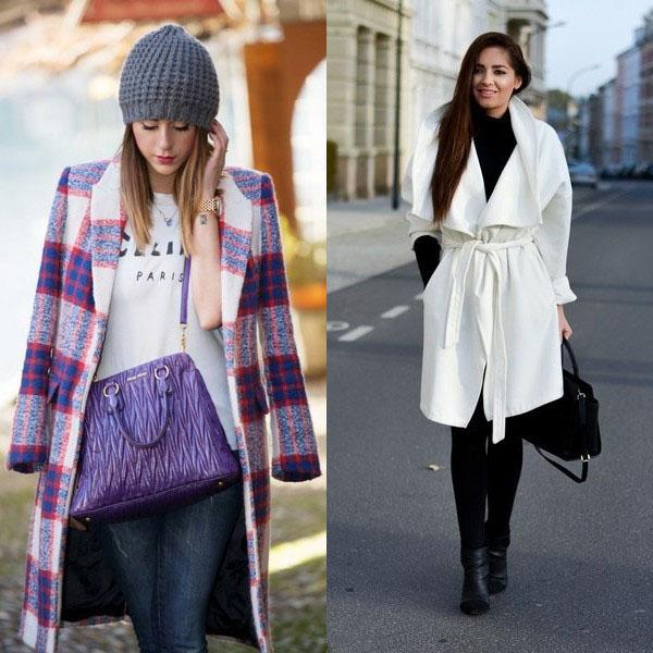 З бавовни і льону. З чим носити  літнє пальто. 71761e092cffd